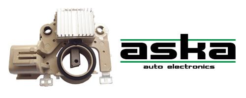 Поступление продукции ASKA Polska